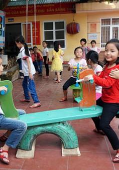 97 khu vui chơi trẻ em Thái Nguyên được công nhận Công trình thanh niên cấp tỉnh