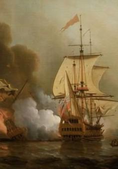 Colombia phát hiện chiếc tàu đắm hơn 300 năm tuổi