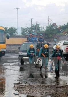 Sập hầm lò ở Hòa Bình: Tìm thấy thi thể nạn nhân đầu tiên