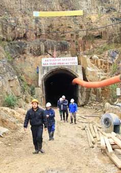 Lần cuối thanh tra vụ sập hầm thủy điện Đạ Dâng