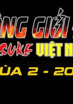Sasuke Việt Nam sơ tuyển vòng loại mùa 2 vào tháng 11/2015