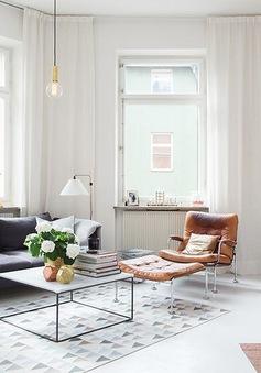 10 bí quyết trang trí nội thất giúp xua tan giá lạnh