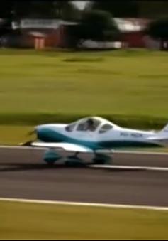 Nam Mỹ chế tạo thành công máy bay điện có người lái giá siêu rẻ