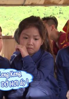 Bố ơi! Mình đi đâu thế?: Bị các bé nói xấu, bác Leng Keng đòi bỏ việc