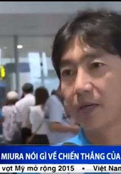 HLV Miura chỉ hài lòng với thủ môn Nguyên Mạnh