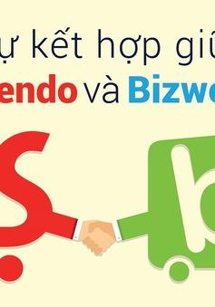 Bizweb - Sendo hợp tác thúc đẩy phát triển thương mại điện tử