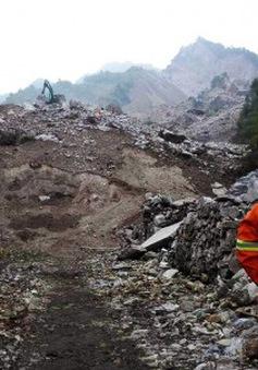 Trung Quốc: Lở đất tại Thiểm Tây, 40 người mất tích