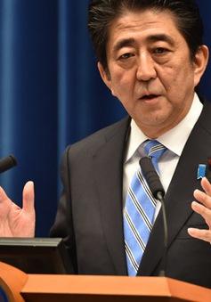 Thủ tướng Nhật Bản phát biểu thông điệp hàng năm trước Quốc hội