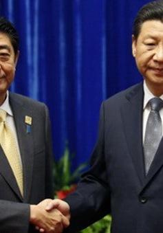 Nhật Bản hướng tới cải thiện quan hệ với Trung Quốc