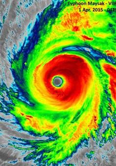 Philippines: Hàng nghìn người phải sơ tán vìsiêu bão đổ bộ