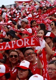 Singapore tưng bừng kỷ niệm 50 năm ngày quốc khánh
