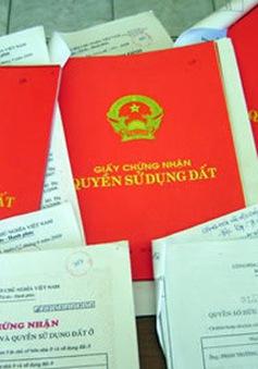 Vì sao 105 cuốn sổ đỏ ở Phú Xuyên 'mất tích'?