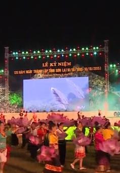 Ngày 2/10, kỷ niệm 120 năm thành lập tỉnh Sơn La