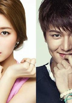 Lee Min Ho thừa nhận đang hẹn hò với hot girl