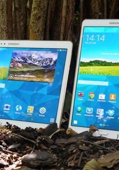 Năm 2015, Samsung tấn công phân khúc máy tính bảng Android