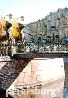 "Khám phá Saint Petersburg - ""Venice của phương Bắc"""