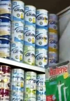 Bộ Tài chính: Các doanh nghiệp sữa đã kê khai giảm giá