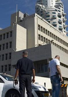 Phá âm mưu đánh bom gần Đại sứ quán Israel tại Uruguay