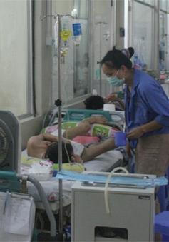 Mỗi tháng cả nước có thêm 10.000 ca mắc sốt xuất huyết