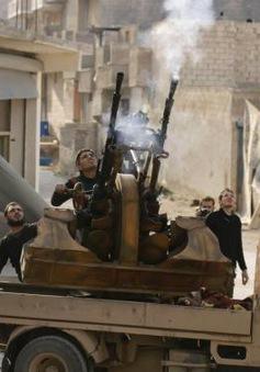 Syria đặt mục tiêu quét sạch khủng bố