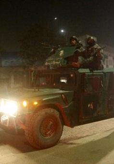 Tấn công hàng loạt tại Afghanistan, ít nhất 6 người thiệt mạng