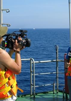 'Tuyên truyền về biển đảo trên truyền hình' - Điểm nhấn tại LHTHTQ 35