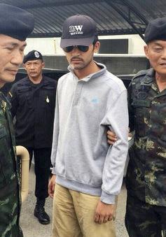 Chưa bắt được thủ phạm chính vụ đánh bom ở Bangkok