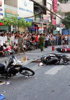 Hơn 8.600 người tử vong vì tai nạn giao thông năm 2015