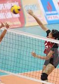 Nữ Thông tin Liên Việt PostBank vào chung kết bóng chuyền QG