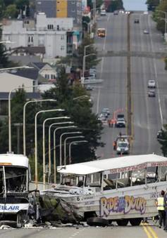 Xác định danh tính các nạn nhân trong tai nạn xe bus ở Seattle, Mỹ