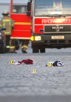 Đức: Xả súng tại thủ đô Berlin khiến nhiều người thương vong