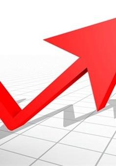 VnIndex tăng mạnh bất ngờ, vượt ngưỡng 550 điểm