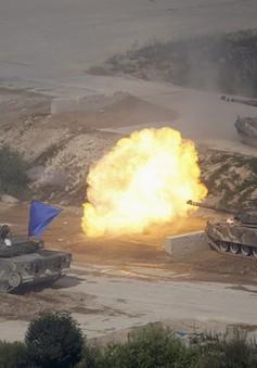 Hàn Quốc - Mỹ tập trận quy mô lớn