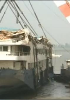Trung Quốc lên kế hoạch di dời tàu Ngôi sao Phương Đông