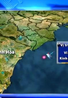 Tàu cá gặp nạn ở Thanh Hóa: Tiếp tục tìm kiếm 4 nạn nhân mất tích