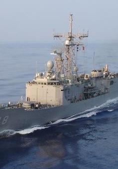 Trung Quốc yêu cầu Mỹ ngừng tiếp xúc quân sự với Đài Loan (Trung Quốc)
