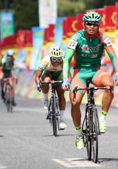 Giải đua xe đạp Cúp Truyền hình TP.HCM: Trịnh Đức Tâm về nhất chặng 17