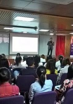 Cơ hội cho giới nữ tiếp cận CNTT tại TechFemme 2015