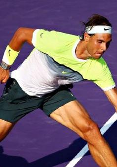 Nadal thua sốc ở Miami Master: Tâm lý chứ không phải thể lực