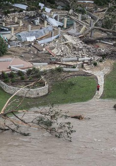 Mỹ ban bố tình trạng khẩn cấp do lũ lụt