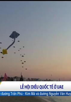 Độc đáo lễ hội thả diều ở Dubai