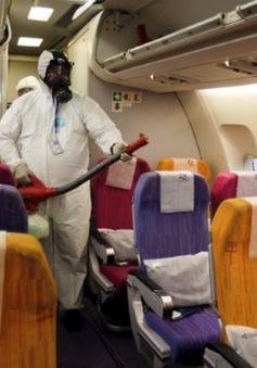Lo sợ MERS lây lan,Thai Airways áp dụng các biện pháp phòng ngừa khẩn cấp