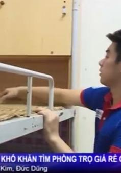 Thái Nguyên: Khó khăn việc tìm phòng trọ giá rẻ cho thí sinh