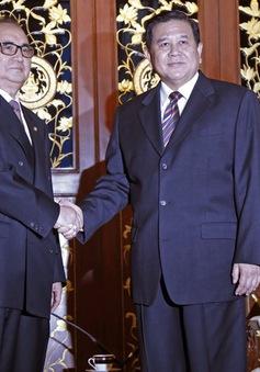 Bộ trưởng Ngoại giao Triều Tiên thăm Thái Lan