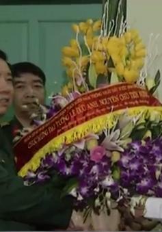 Đại tướng Phùng Quang Thanh tri ân nguyên lãnh đạo Bộ Quốc phòng