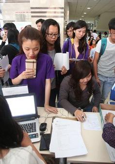 Các trường bắt đầu triển khai Quy chế thi THPT quốc gia
