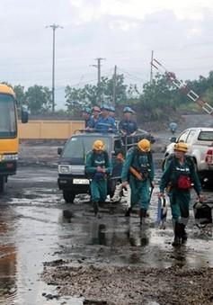 Vụ bục túi nước đường lò: Tìm thấy thi thể nạn nhân cuối cùng