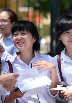 Khoảng 1 triệu thí sinh bắt đầu làm thủ tục thi THPT Quốc gia