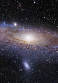Phát hiện thiên hà cách Trái Đất hơn 5 tỷ năm ánh sáng