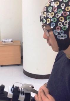 Thiết bị dò sóng não hỗ trợ người khuyết tật di chuyển